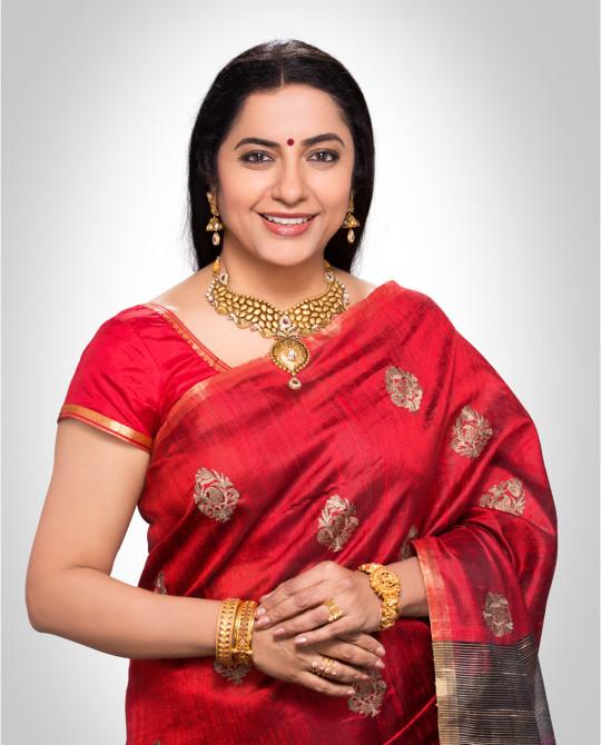 Actor Suhasini