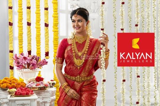 Kalyan Jewellery Bridal Campaign