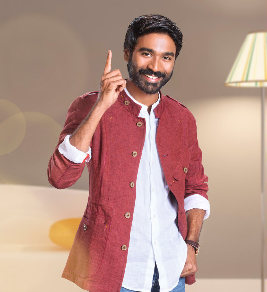Actor Dhanush | Advertisement Photography