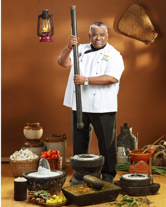 Dr Chef Damu is Guiness Record Chef. Photo shoot with Dr Chef Damu for Commercial Advertising Photography