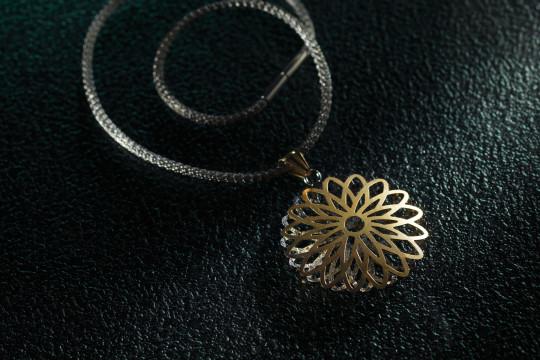 Beautiful jewellery photography by santhosh Photography