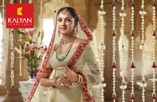 Kalyan Jewellery Bridal collections
