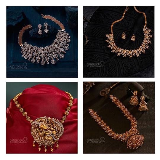 Product photography - Diamond Jewellery